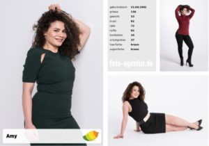 Model Amy (Fotoshooting/Modelagentur Frankfurt am Main)