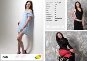 Model Maria (Fotoshooting/Modelagentur Stuttgart)