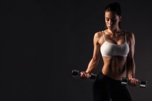 Fitness model, Blogbeitrag für Foto-Agentur.de Marcus Hanke