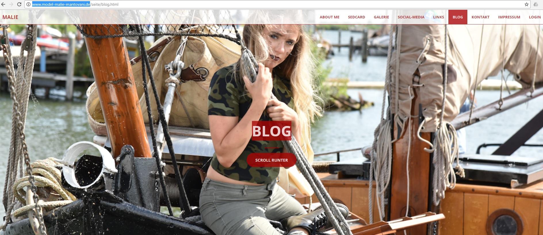 Malie, Shooting in Amsterdam mit Foto-Agentur.de