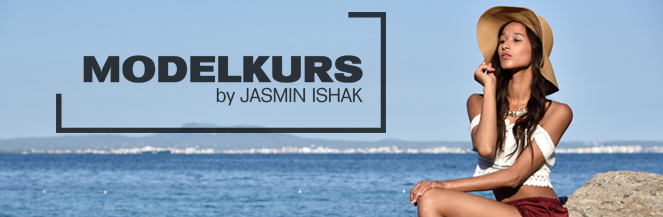 Modelkurs Jasmin Ishak